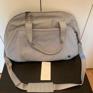 Lululemon Shoulder Crossbody Workout Bag